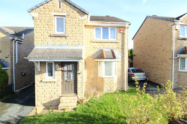 Thumbnail Detached house for sale in Hollybank Road, Bradford, West Yorkshire