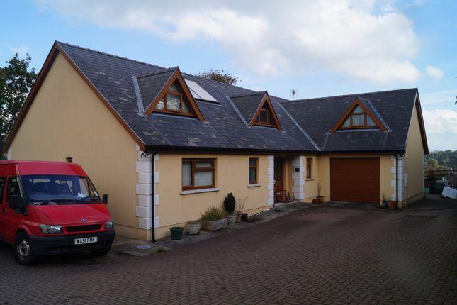 Detached house for sale in Heol Brynarian, Newcastle Emlyn