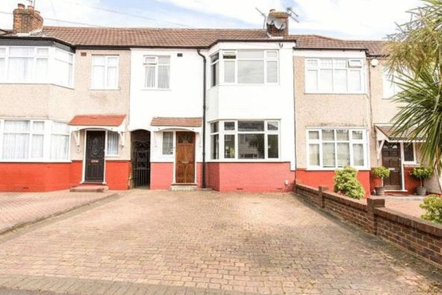 Thumbnail Terraced house for sale in Rochester Close, Enfield