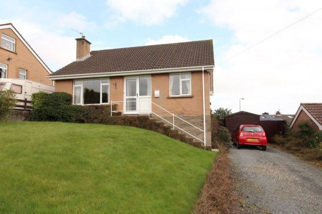 Thumbnail Bungalow for sale in Glenmount Park, Newtownards