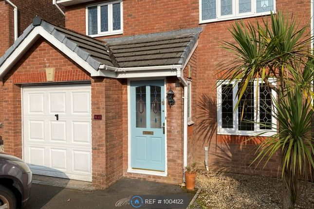 Thumbnail Detached house to rent in Rowan Tree Close, Neath