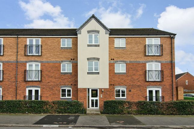 Thumbnail Flat for sale in Pheasant Way, Heath Hayes, Cannock