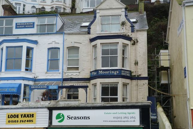 Thumbnail Semi-detached house for sale in Fore Street, East Looe, Looe