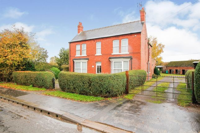 Thumbnail Detached house for sale in Marshland Road, Moorends, Doncaster