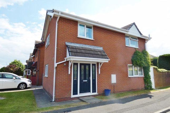 Thumbnail Detached house for sale in Croft Butts Lane, Freckleton, Preston