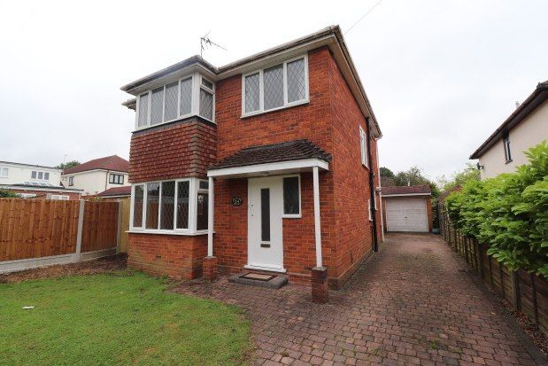 Thumbnail Detached house to rent in Oliver Road, Brentwood