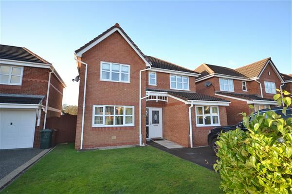 4 bed detached house for sale in The Cherries, Euxton, Chorley