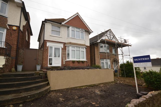 Thumbnail Detached house for sale in Avebury Avenue, Leicester