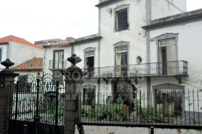 Thumbnail Block of flats for sale in Funchal (Sé), Funchal (Sé), Funchal