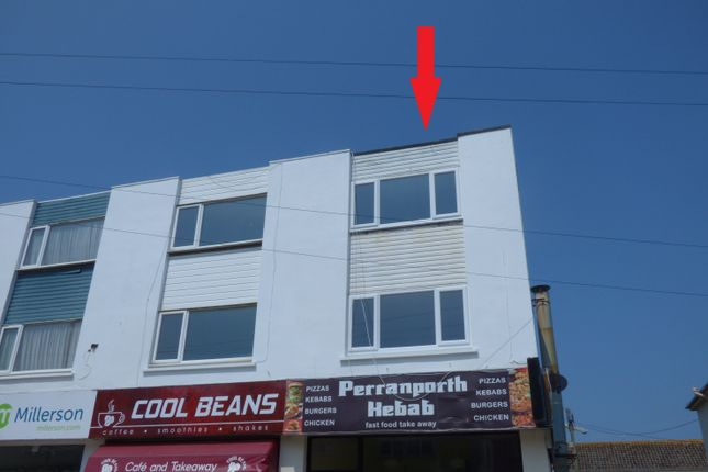 Thumbnail Flat for sale in St. Pirans Parade, Perranporth