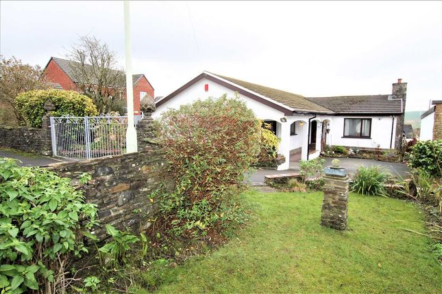 Thumbnail Detached house for sale in The Heathlands, Gilfach Goch, Porth