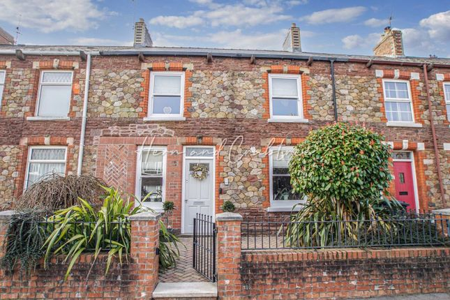 Thumbnail Terraced house for sale in Conybeare Road, Canton, Cardiff