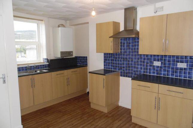 Thumbnail Maisonette to rent in Glebeland Street, Merthyr Tydfil