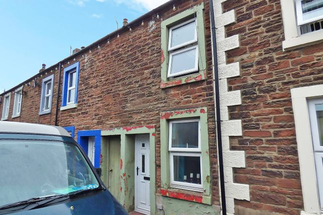 Thumbnail Terraced house for sale in Lawson Street, Wigton, Cumbria