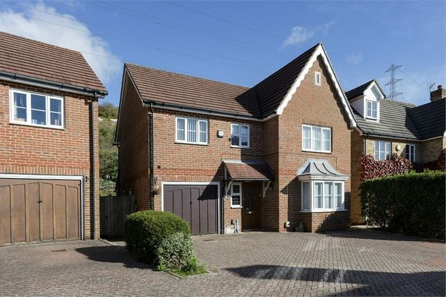 Thumbnail Detached house for sale in Portchester Heights, Portchester, Fareham, Hampshire