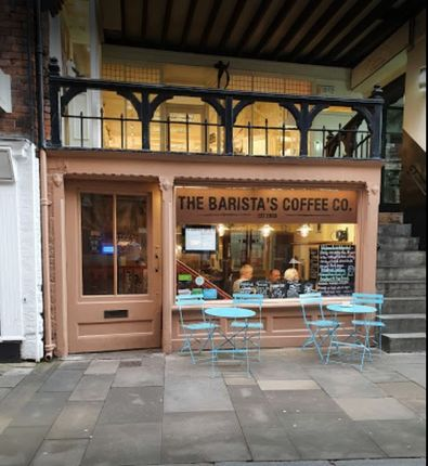 Thumbnail Restaurant/cafe to let in Watergate Street, Chester