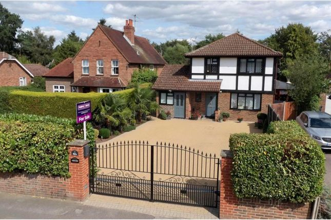 Thumbnail Detached house for sale in Delta Road, Chobham