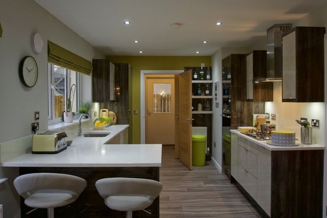 Typical Showhome Interior
