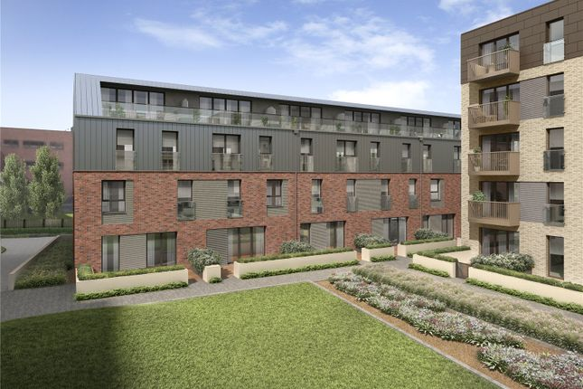 Thumbnail 3 bed flat for sale in Canonmills Garden, Viola 2, Warriston Road, Edinburgh