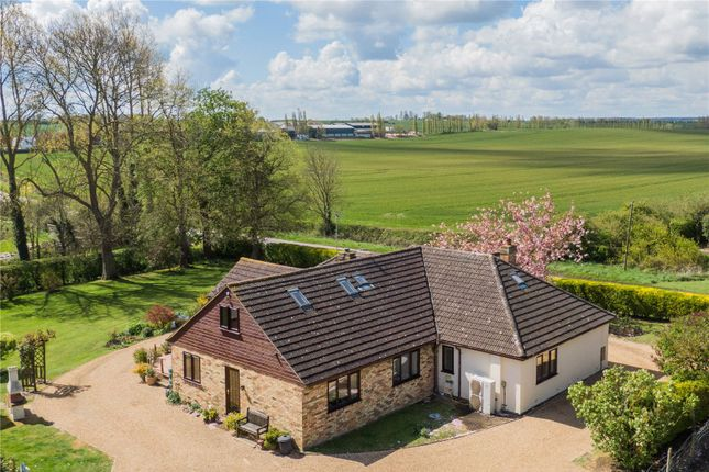 5 bed bungalow for sale in Warboys Road, Bury, Ramsey, Cambridgeshire PE26