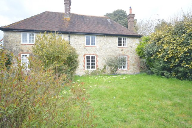 3 bed semi-detached house to rent in Old Post Office Cottage, Church Street, Amberley BN18