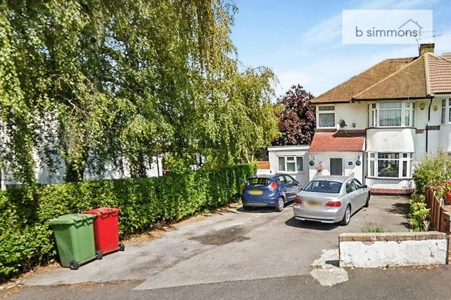 Thumbnail Semi-detached house to rent in Courtlands Avenue, Langley, Slough