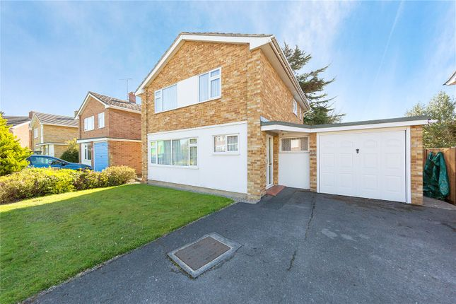 Thumbnail 3 bed detached house for sale in Smithers Drive, Great Baddow