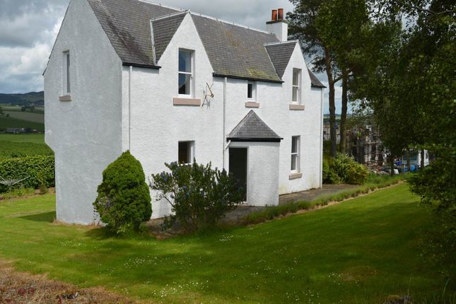 Thumbnail Detached house to rent in West March, Muirhead, Dundee