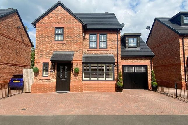 4 bed detached house for sale in Farriers Avenue, Beechwood, Runcorn WA7