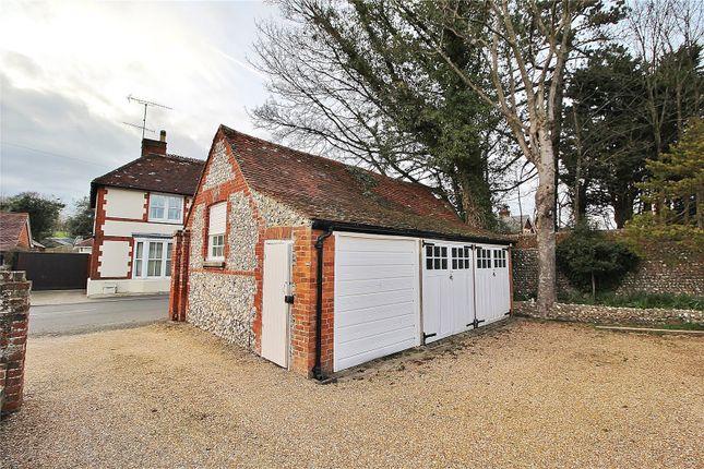 Garage of High Street, Findon Village, West Sussex BN14