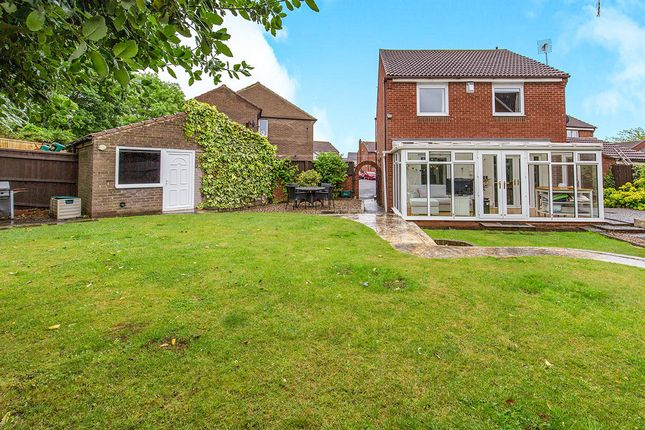 Thumbnail Detached house to rent in Stonehaven Way, Darlington