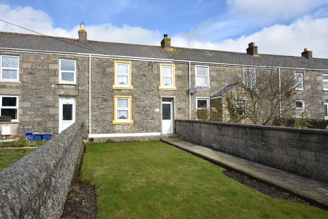Thumbnail Terraced house for sale in Pendarves Street, Troon, Camborne, Cornwall