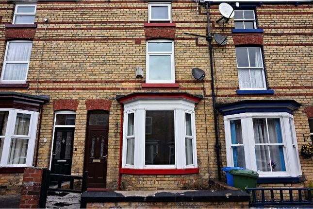 Thumbnail Terraced house for sale in Murchison Street, Scarborough