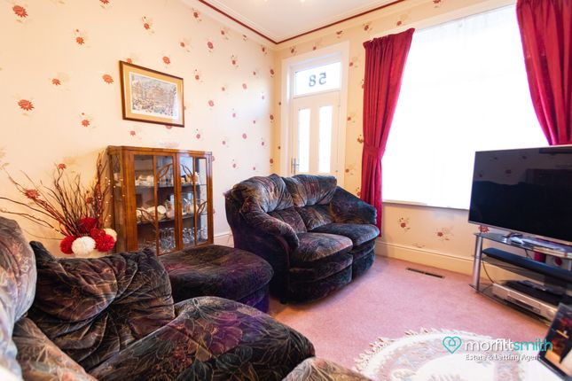 Living Room of Haughton Road, Sheffield S8