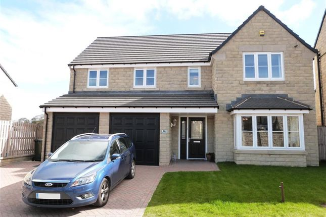 Thumbnail Detached house for sale in New Holland Drive, Wilsden, Bradford