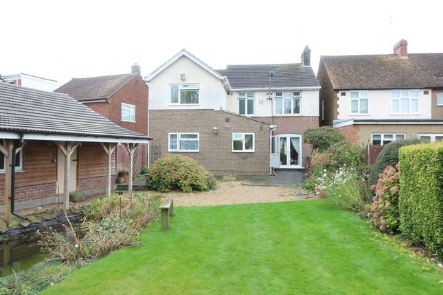 Thumbnail Detached house to rent in Onslow Road, Luton
