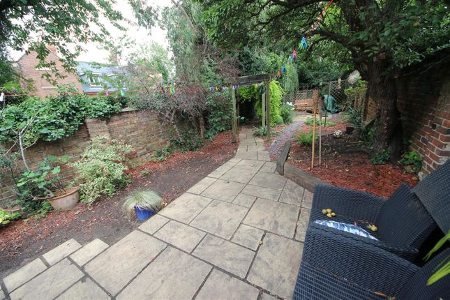 Garden of Monument Street, Central, Peterborough PE1