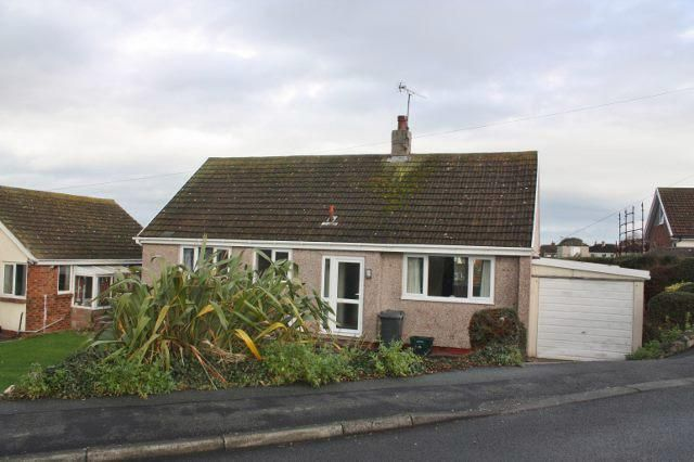 Thumbnail Detached bungalow to rent in LL28, Rhos On Sea, Borough Of Conwy