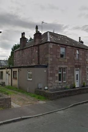 Thumbnail Flat to rent in Park Place, Alloa