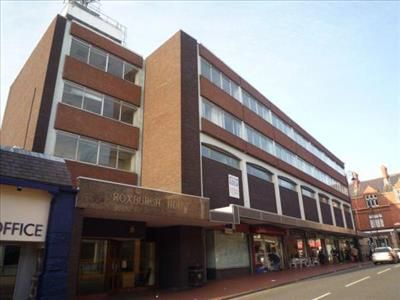 Office to let in Roxburgh House, 12 Hill Street, Wrexham