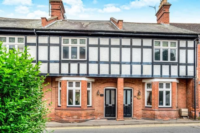 Thumbnail Terraced house for sale in Priory Road, Warwick