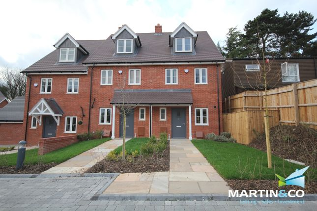 Thumbnail End terrace house to rent in Harborne Square, Weather Oaks, Harborne