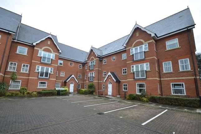 Thumbnail Flat to rent in Regency House, Princes Gate, Peterborough