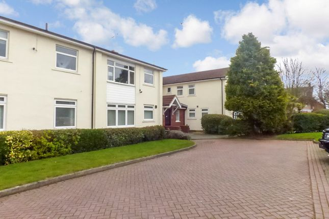 Thumbnail Flat for sale in Thorntree Drive, Whitley Bay