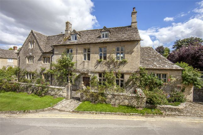 Thumbnail Detached house for sale in Arlington, Bibury, Cirencester, Gloucestershire