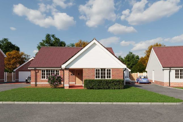 Thumbnail Bungalow for sale in The Street, Suffolk