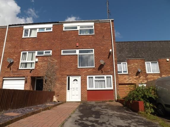 3 bed terraced house for sale in Six Acres, Quinton, Birmingham, West Midlands