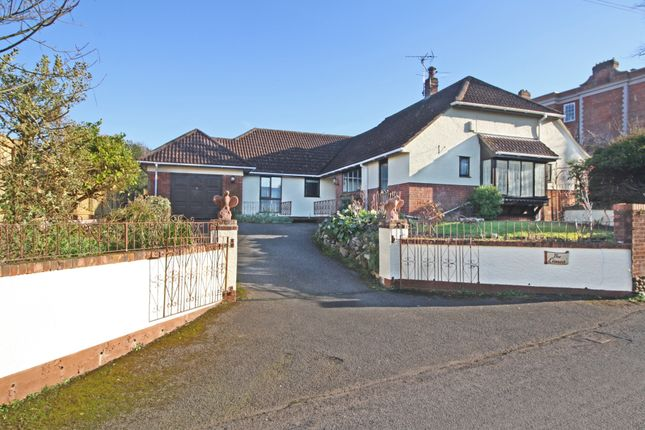 Thumbnail Detached bungalow for sale in Old Ebford Lane, Ebford, Exeter