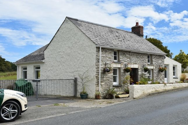 Thumbnail Cottage for sale in Pantyderi, Blaenffos, Boncath