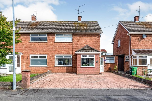 2 bed semi-detached house for sale in Cornelly Close, Llandaff North, Cardiff CF14